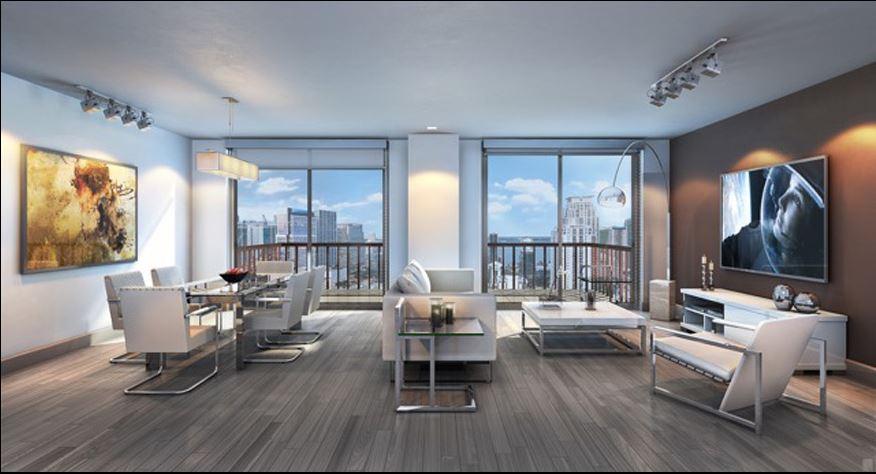 Location penthouse exceptionnel a brickell viaprestige miami for Chambre de commerce miami