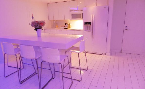 12 -Kitchen at night