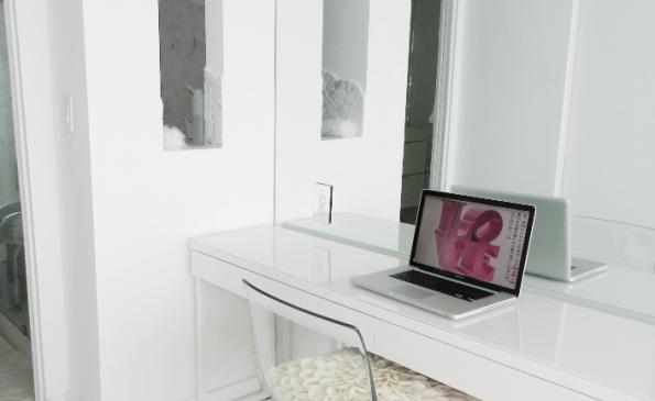 4 -Office in the bedroom